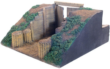 51010 - 18th/19th Century Redoubt Section, Gate