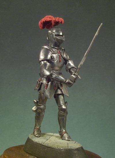 SM-F08 - Italian Knight (1450)