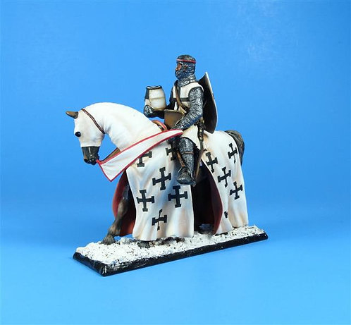 LAC-011 - Mounted Crusader 8