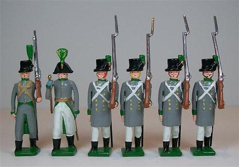 6200 - Tirolean Jagers, 1816