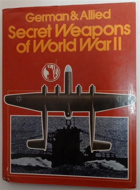 BK030 - German and Allied Secret Weapons of WWII