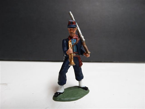 MI-162 - Union Zouave Trumpeter (Manufacturer Unknown, No Box)