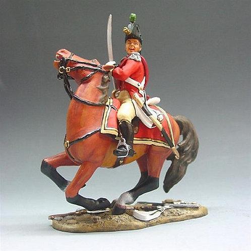 NA010 - 71st Highlander Mounted Officer - RETIRED