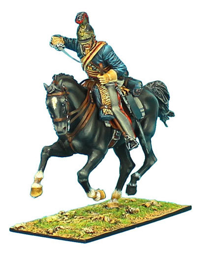 "NAP0400 - British Royal Horse Guards ""The Blues"" Trooper #6"