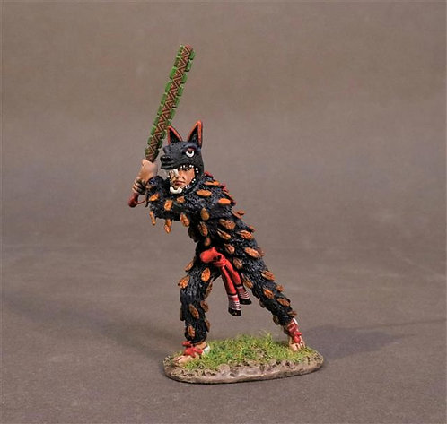 AZ-07 - Aztec Cayote Warrior Priest