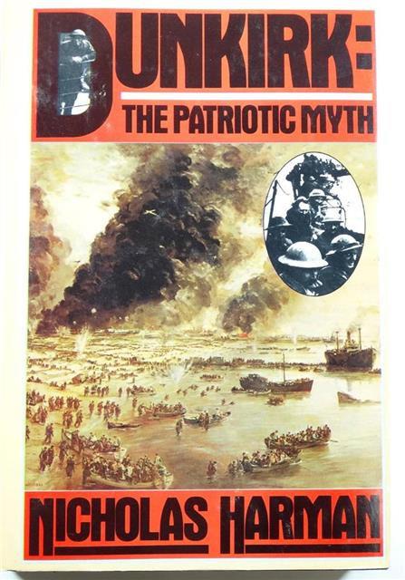 BK023 - Dunkirk: The Patriotic Myth by Nicholas Hardman