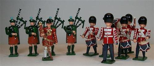 B130 - Irish Guards Band - 8 pieces