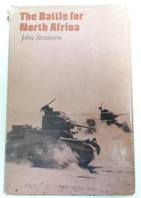 BK070 - The Battle for North Africa by John Strawson