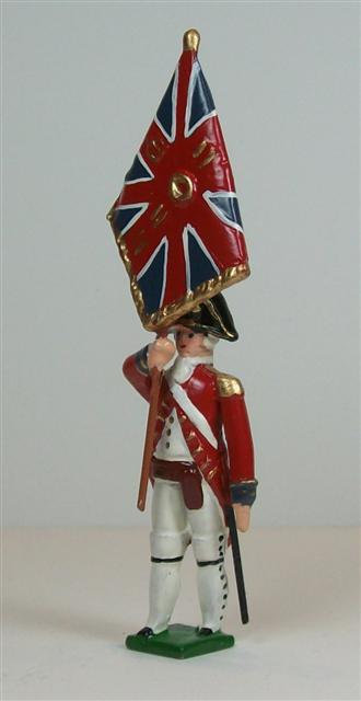 B220FB - British 47th Foot Grenadier Guards, Flag Bearer - 1 piece