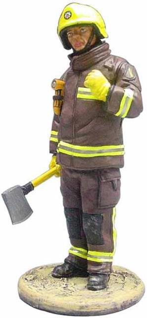 BOM021 - Firefighter, UK 2003