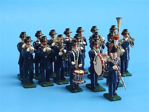 COWF-0132 - West Point Band 1861-1865