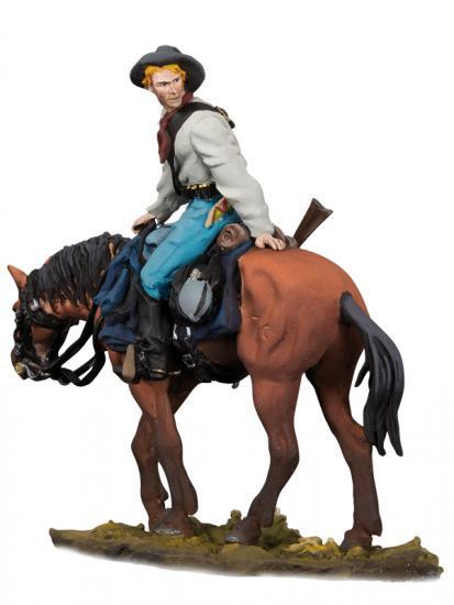 BH1310 - US Cavalry Trooper #3, 1876