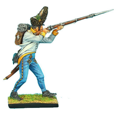NAP0308 - Austrian Hahn Grenadier Firing on the Move