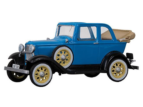 BH1202BE - 1932 Ford V-8 Convertible (Blue)