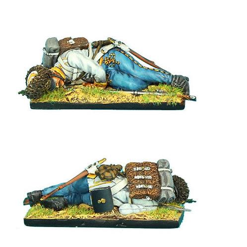 NAP0309 - Austrian Hahn Grenadier Dead