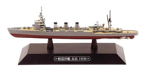"""EMGC33 - IJN Light Cruiser Nagara – 1936  Length: 5.8"""""""