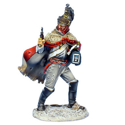 NAP497 - French Dismounted Cuirassier