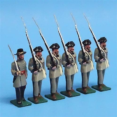 COWF-0094 - 16th Mississippi Volunteer Infantry Regiment  Co. E, Quitman Guard