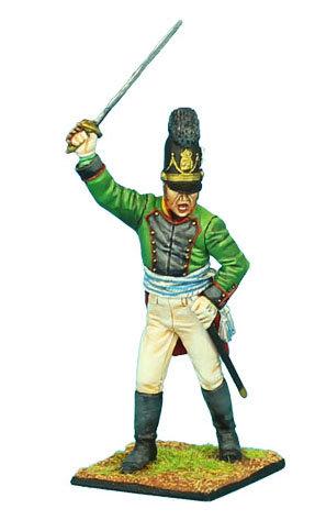 NAP435 - Bavarian Officer - 6th Light Infantry Battalion La Roche