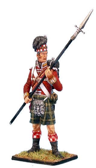 NAP0207 - 92nd Gordon Highlander Sergeant