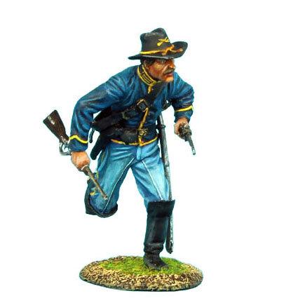 ACW029 - Union Dismounted Cavalry Trooper Running