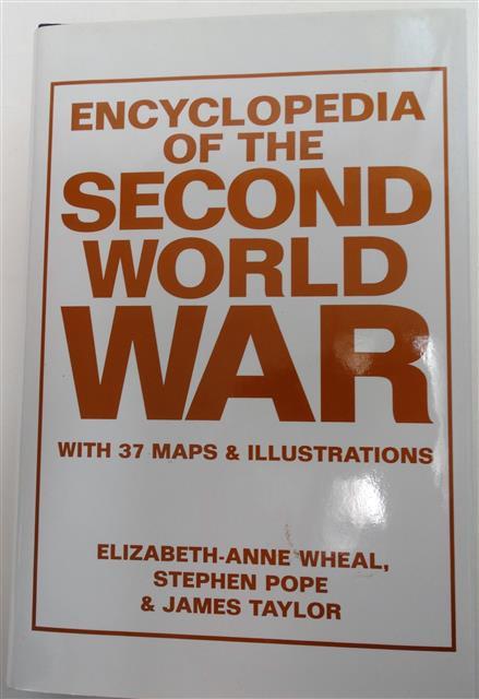 BK025B - Encyclopedia of the Second World War