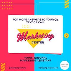 Marketing Center by Marketing Venture Pe