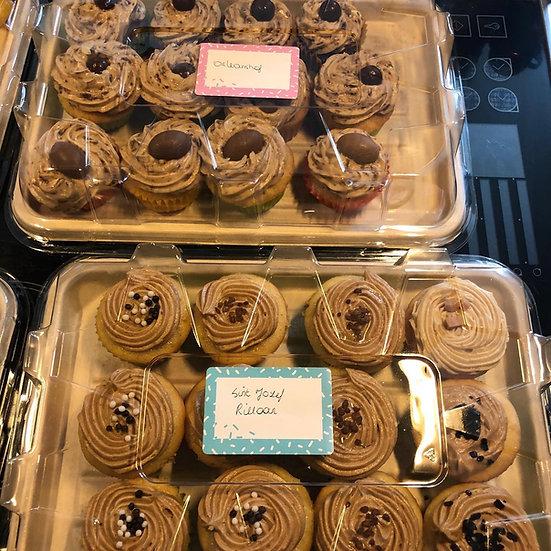 Cupcakes, cakepops en koekjes