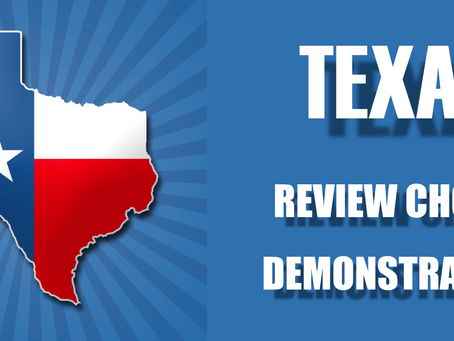 Texas RCD: It's Here