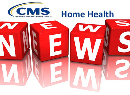 Did you know that CMS has a Proposed Change to the Home Health Cost Report?