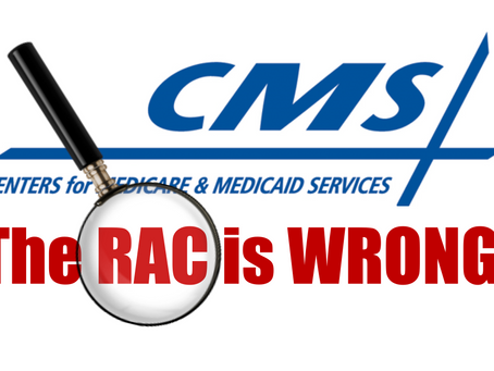 The RAC is Wrong!