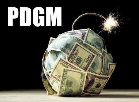 Rethinking PDGM Changes: Gold Mine or Land Mine?