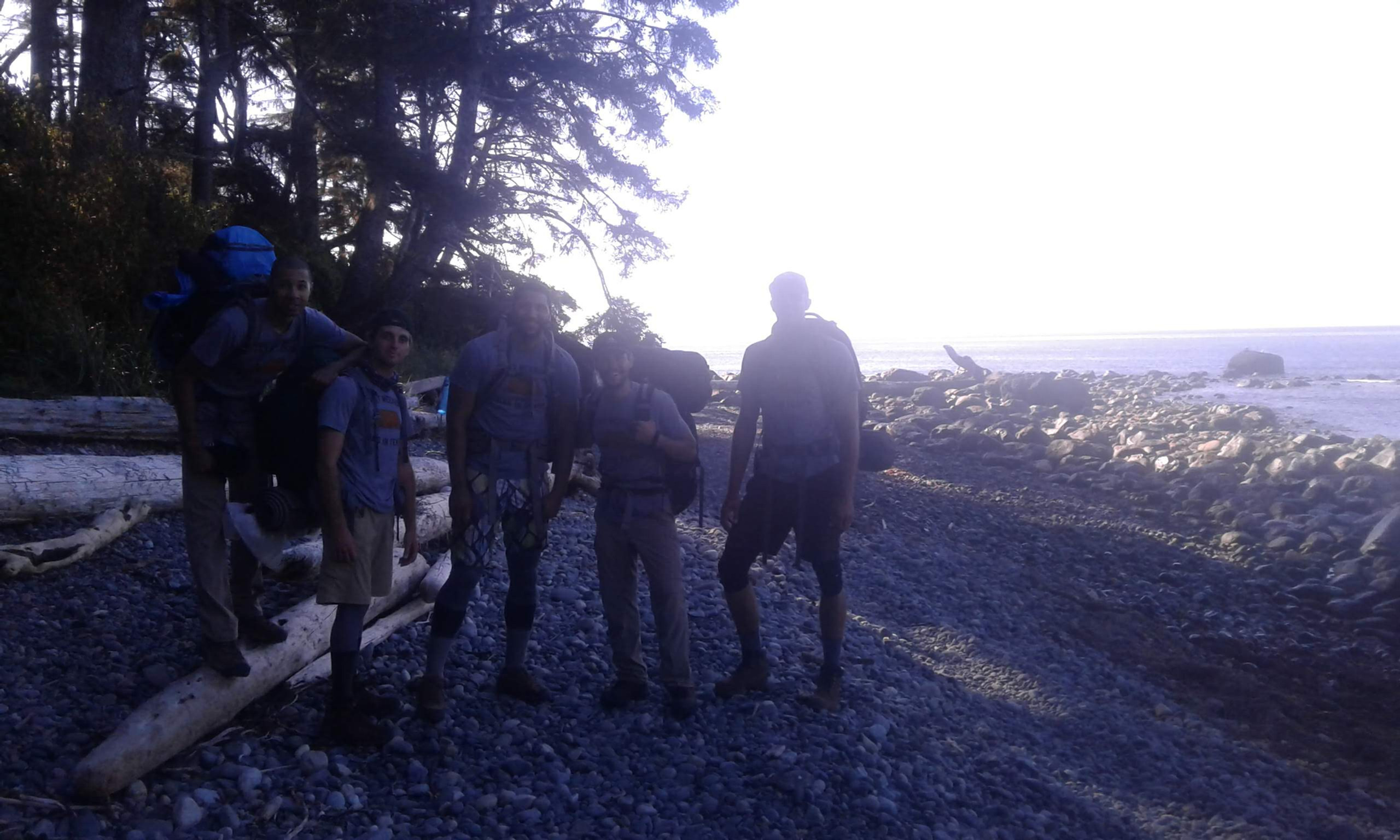 Overnight Hiking Tour