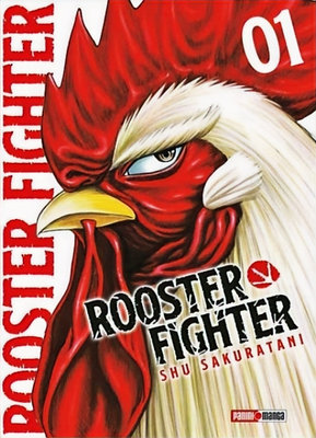 Rooster Fighter #1