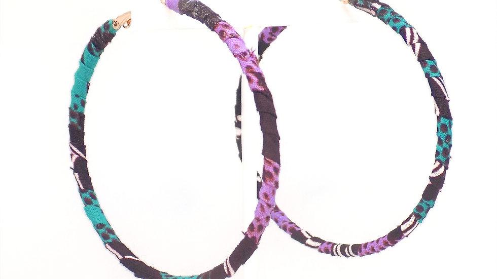 Large Hoop Earrings