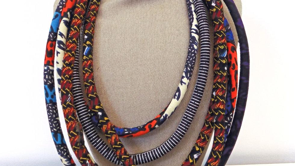 Strand Cord Necklace