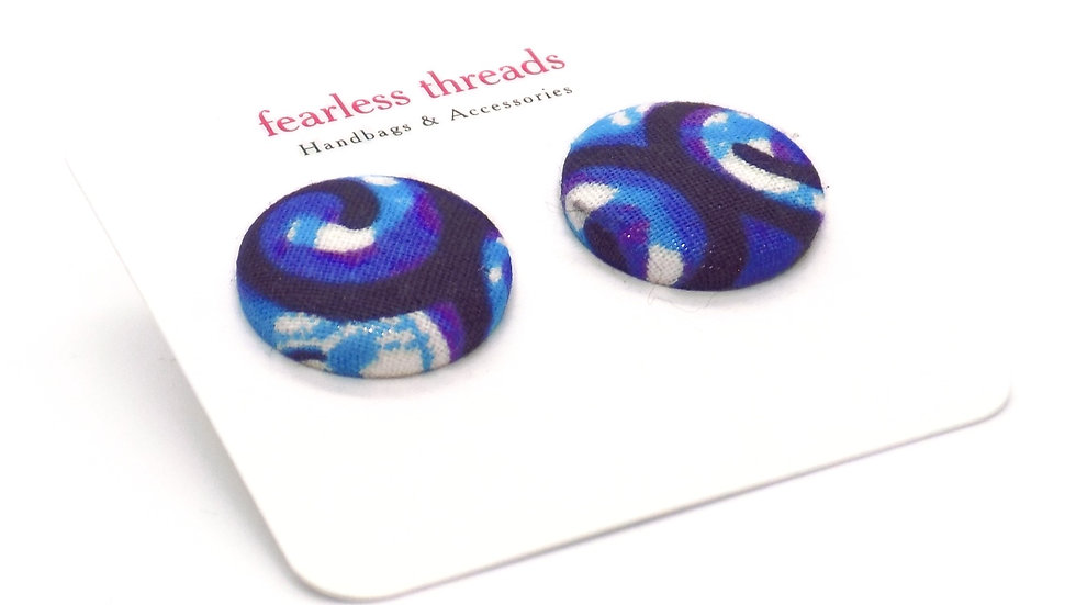 Medium Stud Earrings
