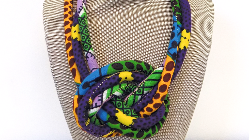 Knot Cord Necklace
