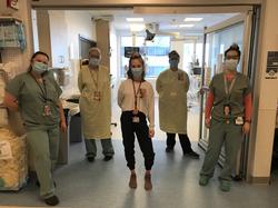 ICU Staff