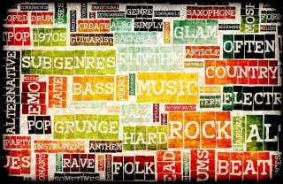 Music: An insight of our most popular genres, and our goal as a new radio station in Boston, MA