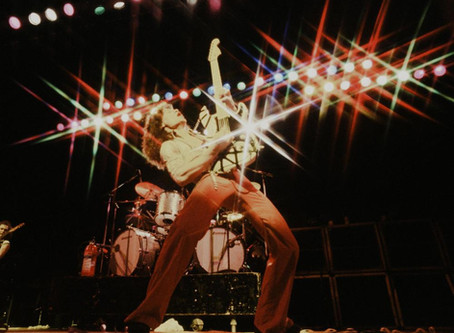 The Legacy of Eddie Van Halen