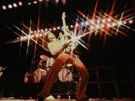 The Legacy of Eddie Van Halen