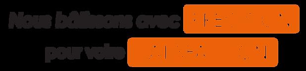 Devco entrepreneur général - slogan