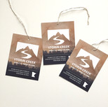 Storm Creek Hangtags