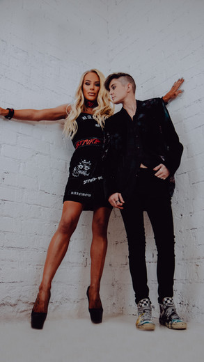 Nat Getty & Gigi Gorgeous