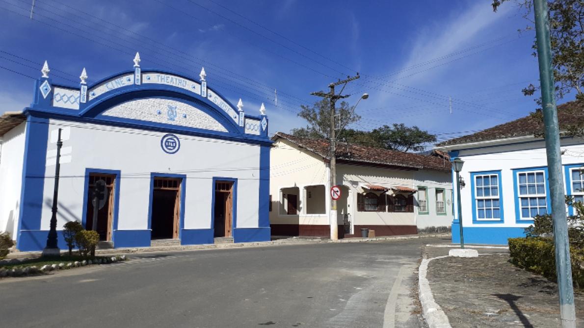São José do Barreiro - SP