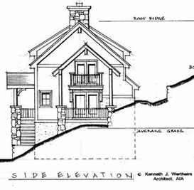 Little Mountain House, Montreat, North Carolina