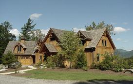 Mountain Lodge Retreat, Asheville, NC