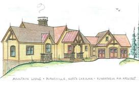 Mountain Lodge, Burnsville, NC