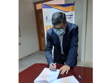 IPLA y Municipalidad de Calle Larga firman convenio de colaboración